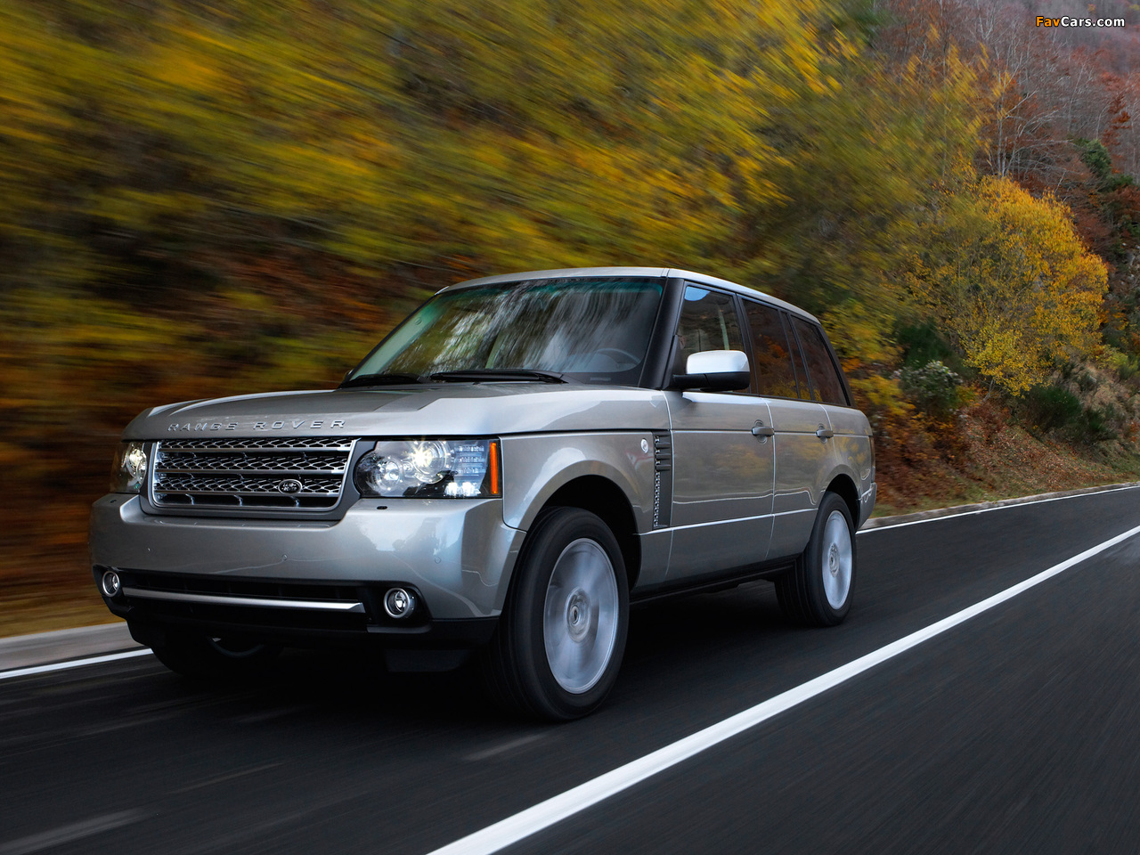 Range Rover Supercharged (L322) 2009–12 wallpapers (1280 x 960)