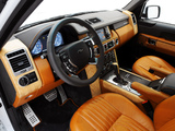 Startech Range Rover Supercharged (L322) 2011–12 wallpapers