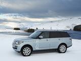 Range Rover Vogue SE TDV6 UK-spec (L405) 2012 images