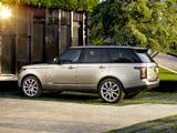 Range Rover Autobiography V8 (L405) 2012 images