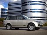 Range Rover Vogue SDV8 (L405) 2012 images
