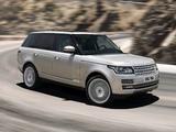 Range Rover Autobiography V8 (L405) 2012 photos