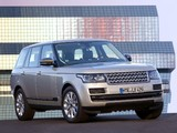Range Rover Vogue SDV8 (L405) 2012 photos