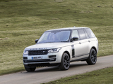 Range Rover Autobiography Black Design Pack UK-spec (L405) 2013 images