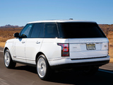 Range Rover Supercharged US-spec (L405) 2013 images
