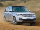 Range Rover Vogue TDV6 AU-spec (L405) 2013 photos