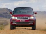 Range Rover Autobiography V8 AU-spec (L405) 2013 photos