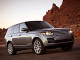 Range Rover Supercharged US-spec (L405) 2013 photos
