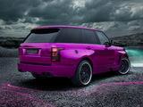Hamann Range Rover Mystére (L405) 2013 photos