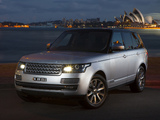 Range Rover Vogue TDV6 AU-spec (L405) 2013 pictures