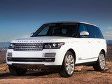 Range Rover Supercharged US-spec (L405) 2013 pictures