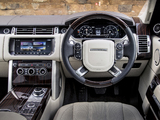 Range Rover Autobiography Black Design Pack UK-spec (L405) 2013 pictures