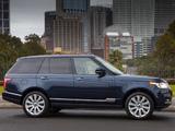Range Rover Vogue SE SDV8 AU-spec (L405) 2013 pictures