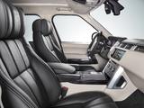 Hamann Range Rover Mystére (L405) 2013 pictures