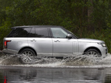 Range Rover Vogue TDV6 AU-spec (L405) 2013 wallpapers