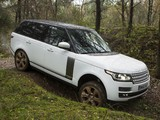Range Rover Autobiography Hybrid (L405) 2014 images