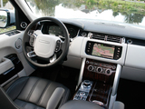 Range Rover Hybrid (L405) 2014 images