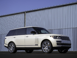 Range Rover Autobiography Black LWB (L405) 2014 photos