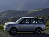 Range Rover Autobiography Hybrid (L405) 2014 photos
