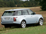 Range Rover Hybrid (L405) 2014 photos