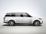 Range Rover Autobiography Black LWB (L405) 2014 pictures