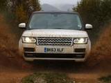 Range Rover Autobiography Hybrid (L405) 2014 pictures