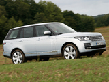Range Rover Hybrid (L405) 2014 pictures