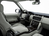 Range Rover Autobiography Hybrid (L405) 2014 wallpapers
