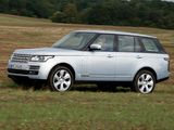 Range Rover Hybrid (L405) 2014 wallpapers