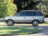 Range Rover US-spec 1994–2002 photos