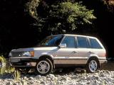 Range Rover US-spec 1994–2002 pictures