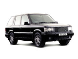 Range Rover Linley 1999 images
