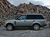 Range Rover US-spec 2009 pictures