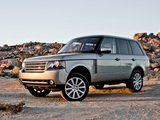 Range Rover US-spec 2009 wallpapers