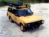Range Rover Camel Trophy images