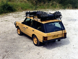 Range Rover Camel Trophy wallpapers
