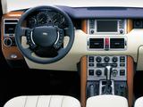 Photos of Range Rover (L322) 2002–05