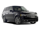 Photos of Overfinch Range Rover Supercharged Royale (L322) 2009