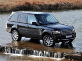 Photos of Range Rover Supercharged ZA-spec (L322) 2009–12