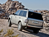 Photos of Range Rover US-spec 2009