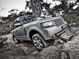 Photos of Range Rover Supercharged AU-spec (L322) 2009–12