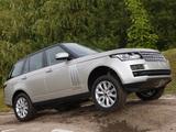 Photos of Range Rover Vogue TDV6 UK-spec (L405) 2012