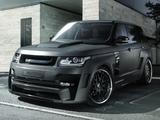 Photos of Hamann Range Rover Mystére (L405) 2013