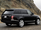 Photos of Range Rover Autobiography V8 US-spec (L405) 2013