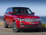 Photos of Range Rover Autobiography V8 AU-spec (L405) 2013