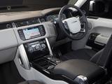 Photos of Range Rover Vogue SE SDV8 AU-spec (L405) 2013