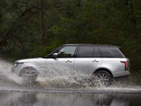 Photos of Range Rover Vogue TDV6 AU-spec (L405) 2013