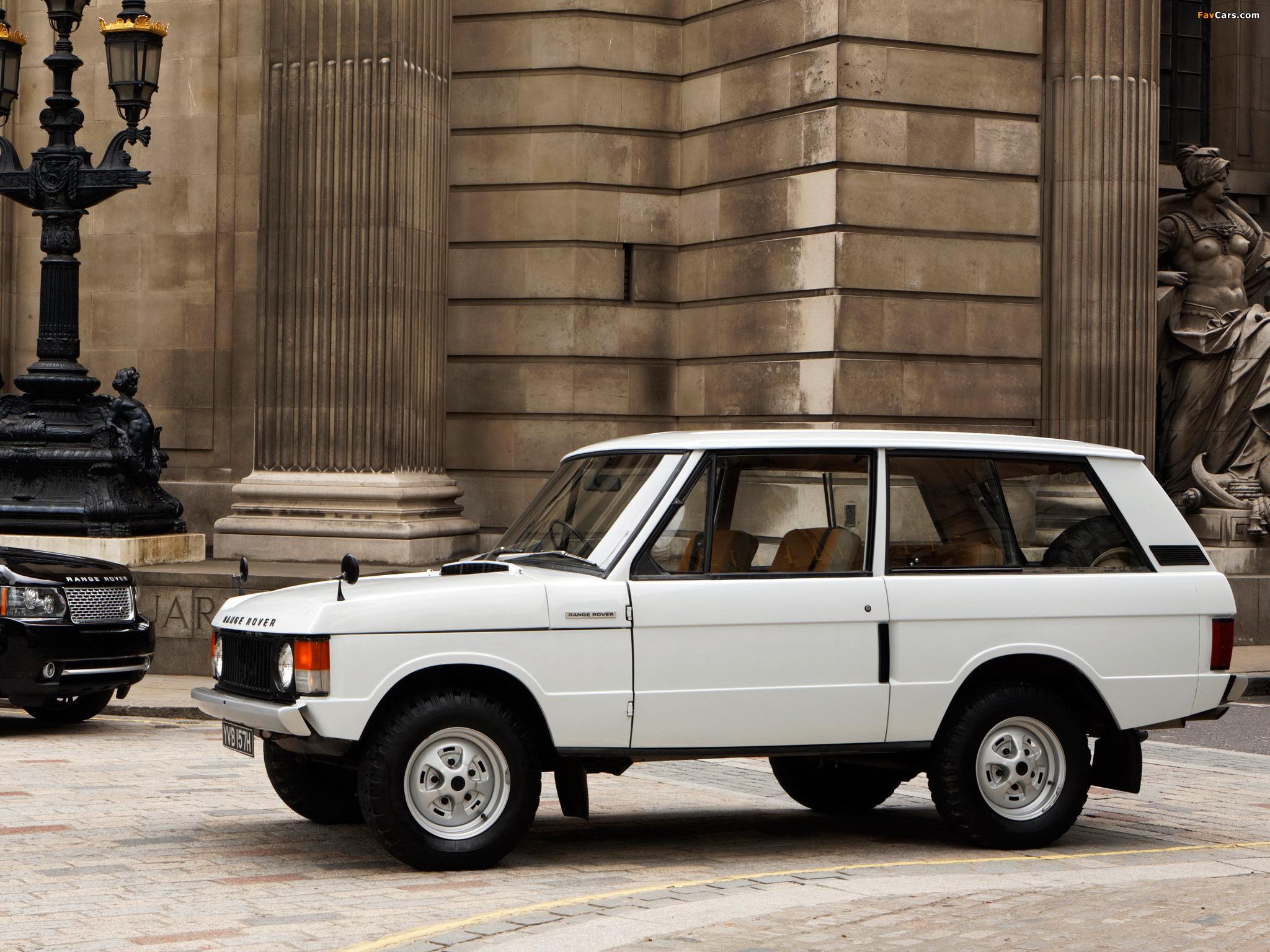 Photos Of Range Rover 3 Door 1970 86 2048x1536