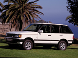Photos of Range Rover US-spec 1994–2002