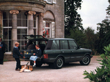 Pictures of Range Rover UK-spec 1986–96
